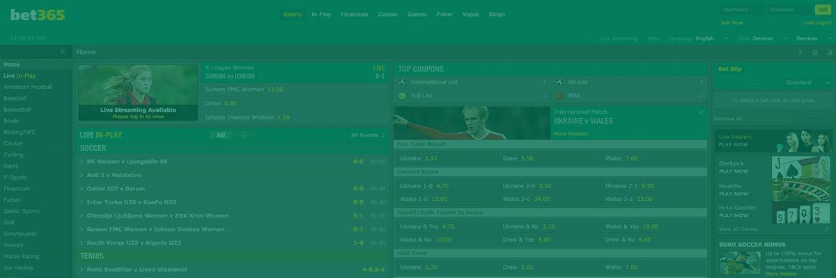 Betta på e-sport hos Bet365 med ett otroligt utbud och höga odds!