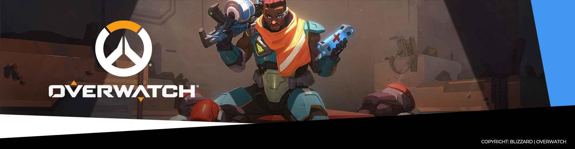 Den nya patchen med Baptiste har släpps för Overwatch!