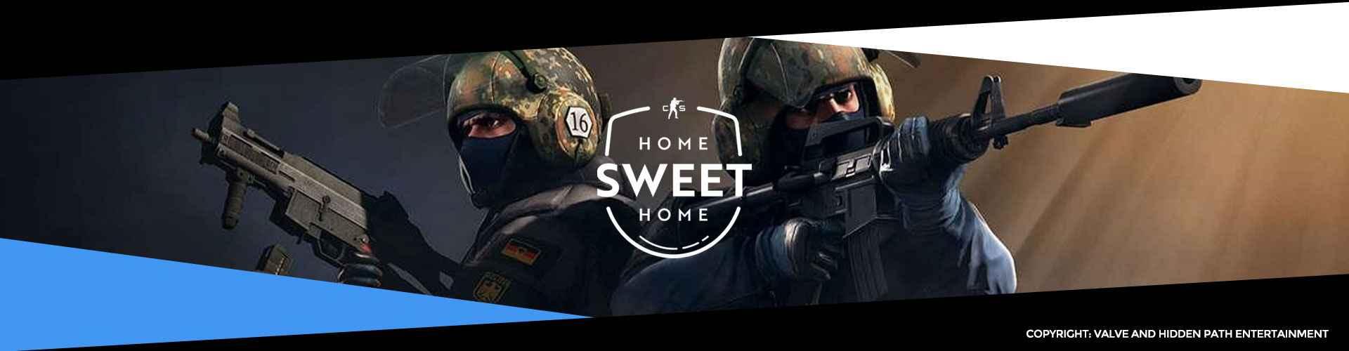 Eventsida för #HomeSweetHome