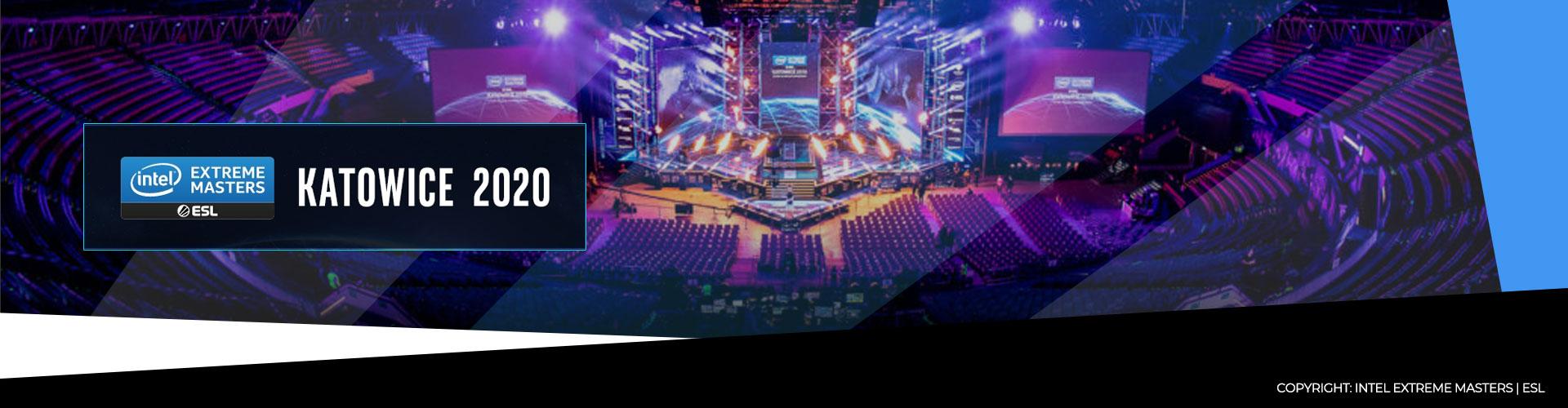 Förutsättningar för kvartsfinalerna i IEM Katowice 2020!