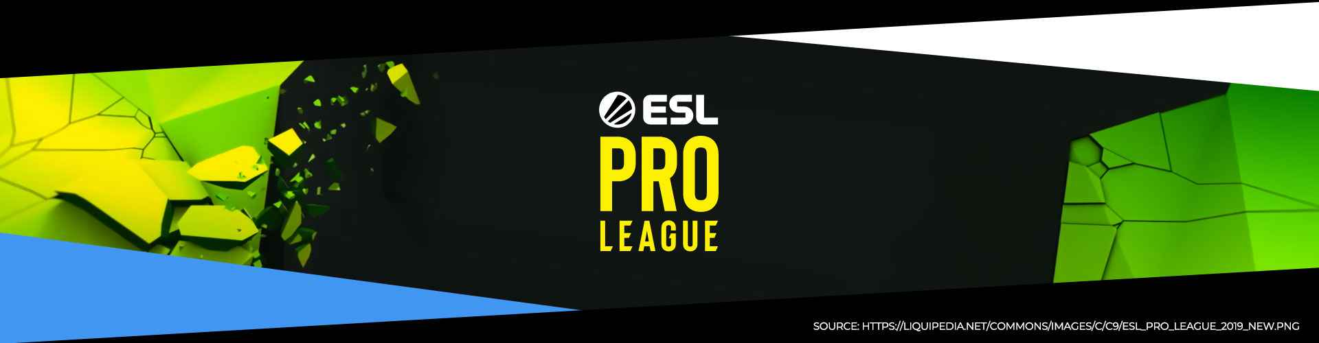 Turneringssida för ESL Pro League Säsong 12: Nordamerika