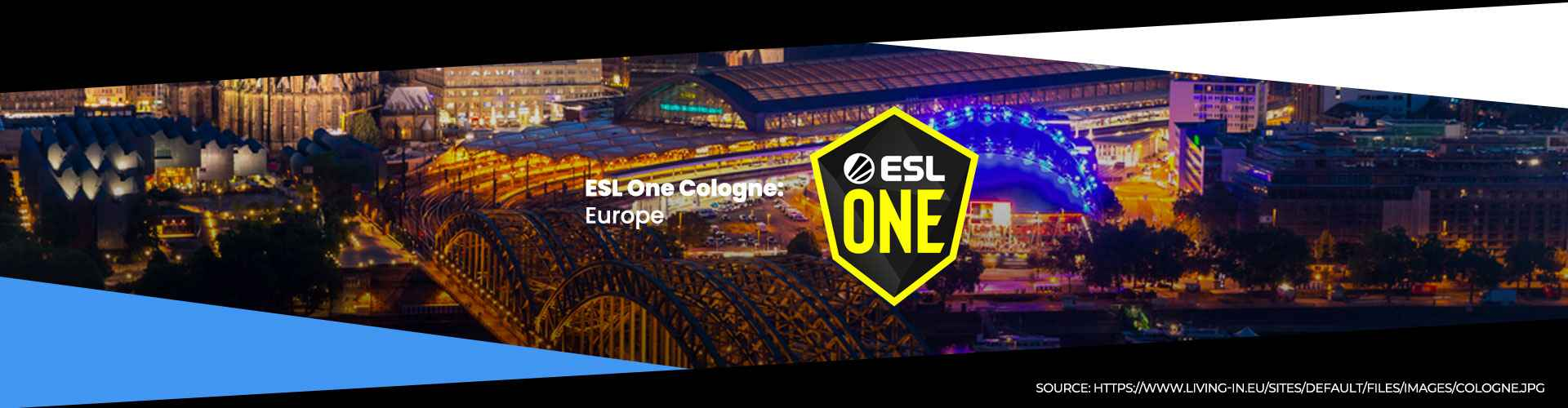 Turneringssida för ESL One Cologne: Europa