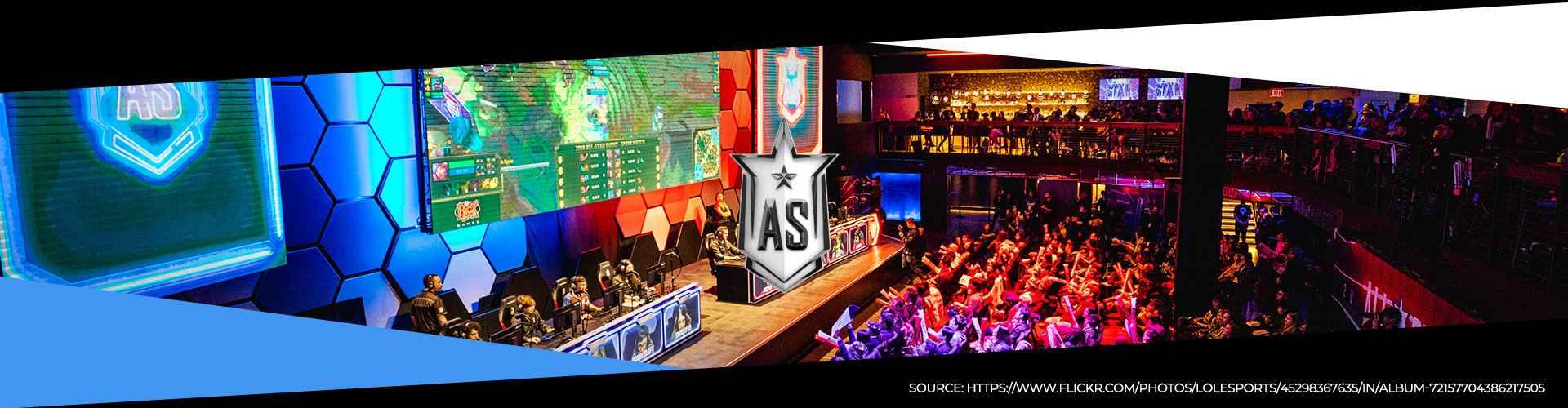 Eventsida för All-Star 2019 som spelas i Las Vegas.