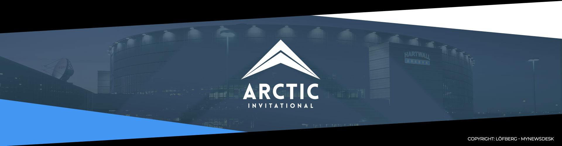 Semifinalerna i Arctic Invitational är avgjorda.