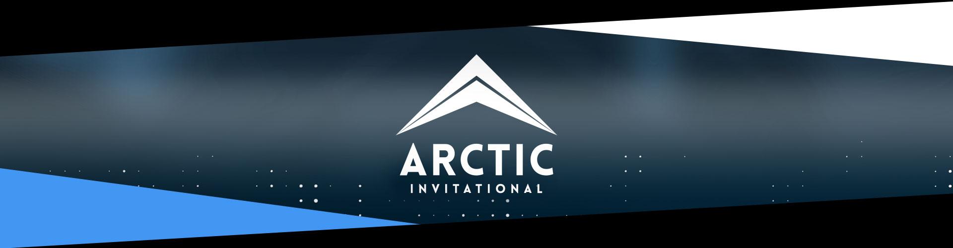 Eventsida för Arctic Invitational som hålls i Helsingfors, Finland.
