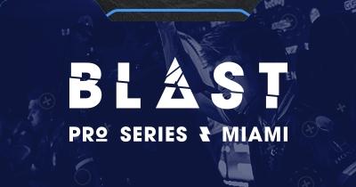 CS:GO - BLAST Pro Series Miami - 12.04.2019-13.04.2019 image