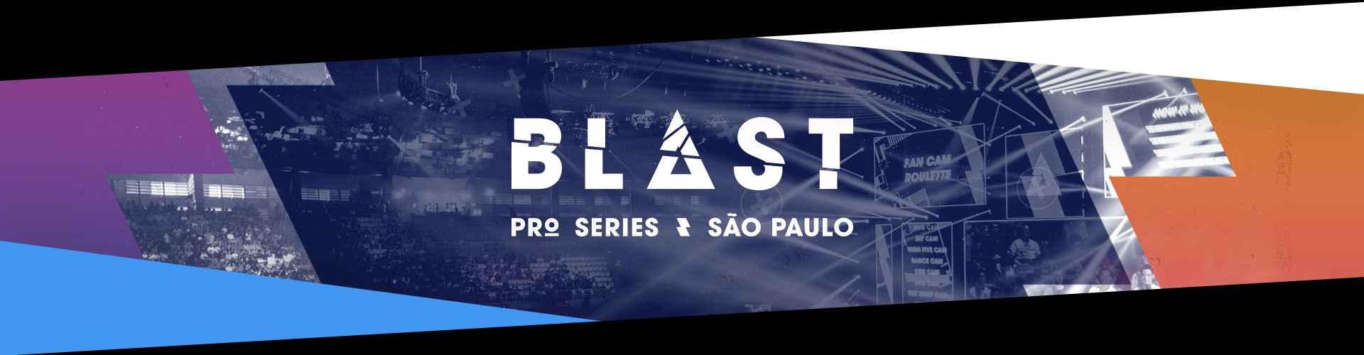 CS:GO BLAST Pro Series Sao Paulo eventguide