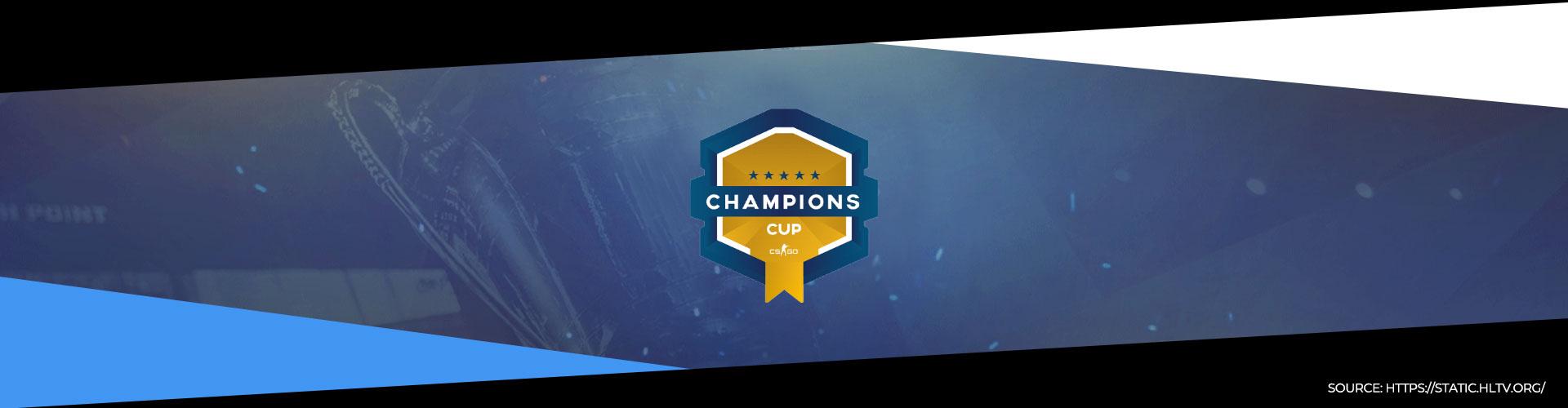 Denna eventsida för Champions Cup innehåller all information om turneringen.