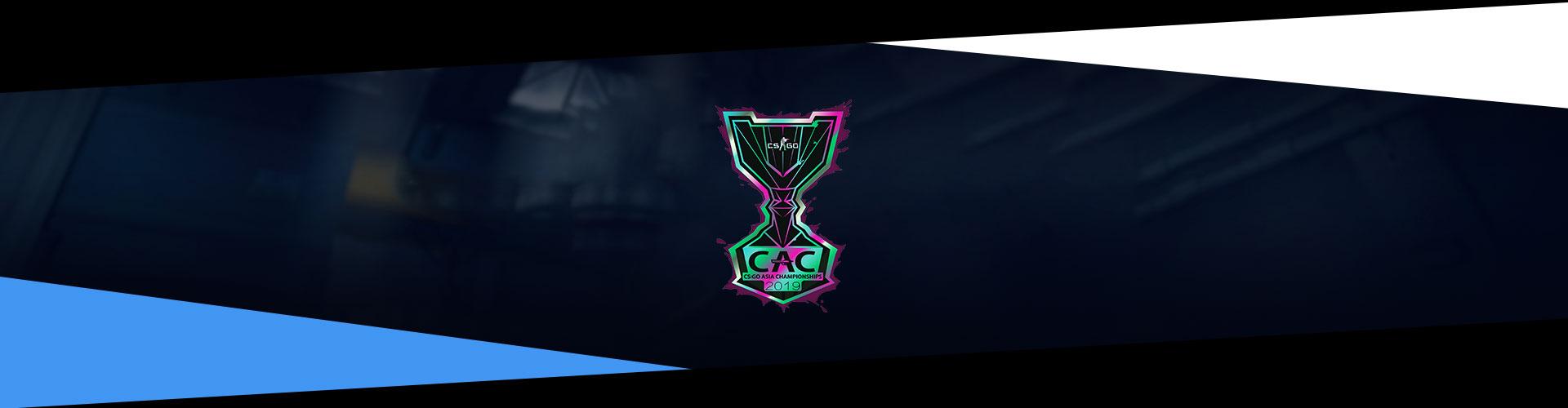 Denna eventsida för CS:GO Asia Championships innehåller information om turneringen.