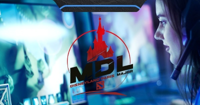 Dota 2 - MDL Disneyland Paris Major - 04.05.2019 - 12.05.2019 image
