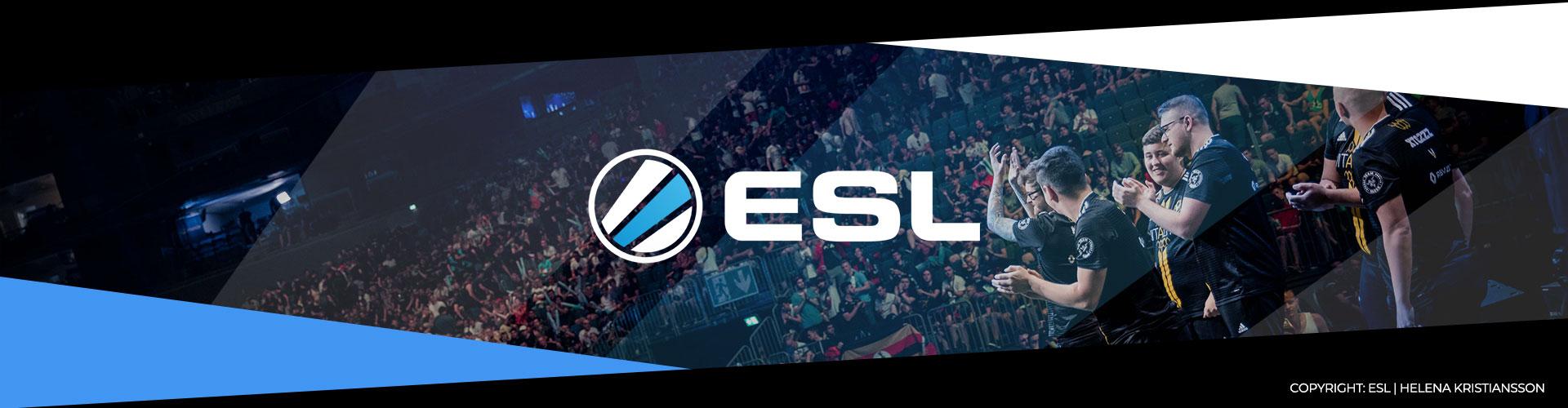 Eventsida för ESL One Cologne som spelades i Juli 2019