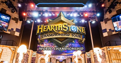Hearthstone World Championship 2019 - Taipei, Taiwan - 25.4.2019 - 28.4.2019 image