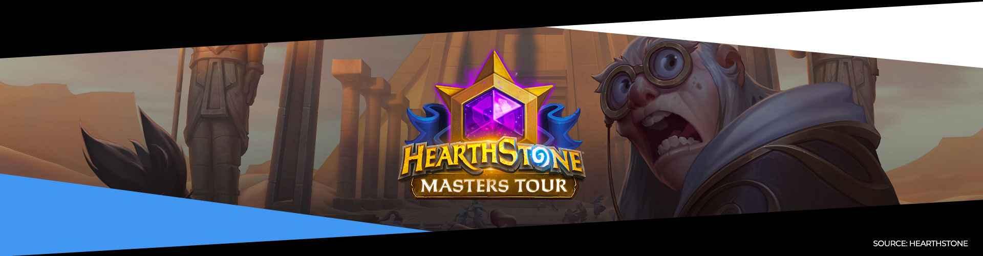 Eventsida för Masters Tour Arlington 2020.