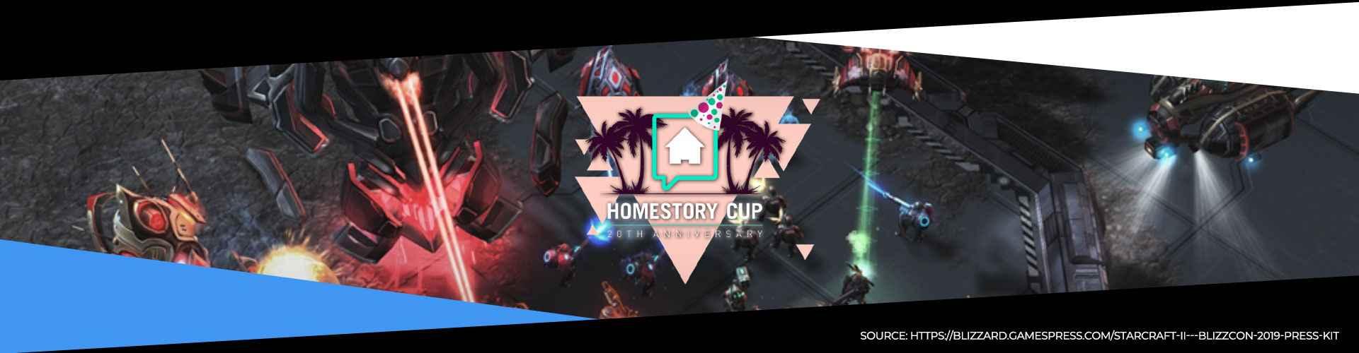 Denna eventsida för HomeStory Cup XX innehåller all information du behöver.