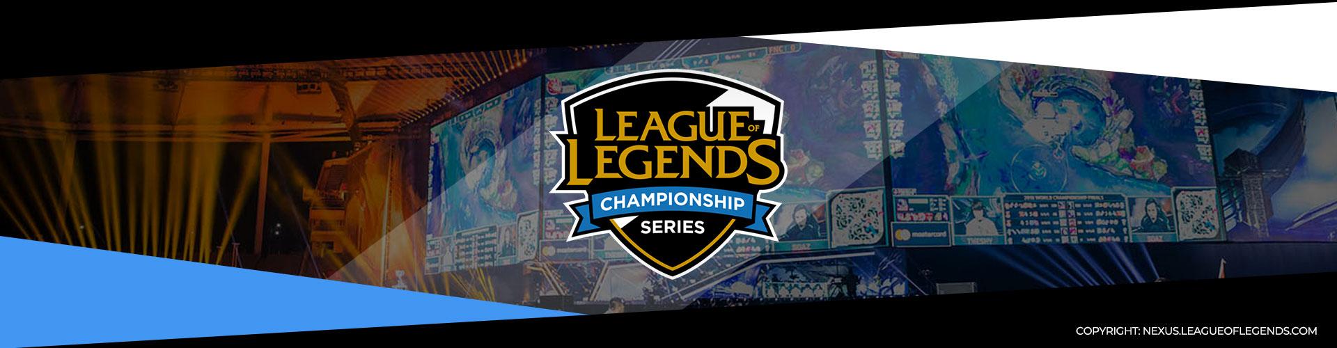 League of Legends LCS vår har spelat klart sitt gruppspel!